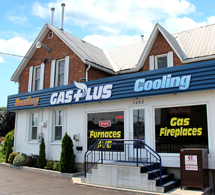Gas Plus Showroom