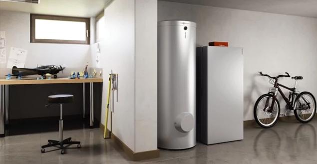 Viessmann Hot Water Tank