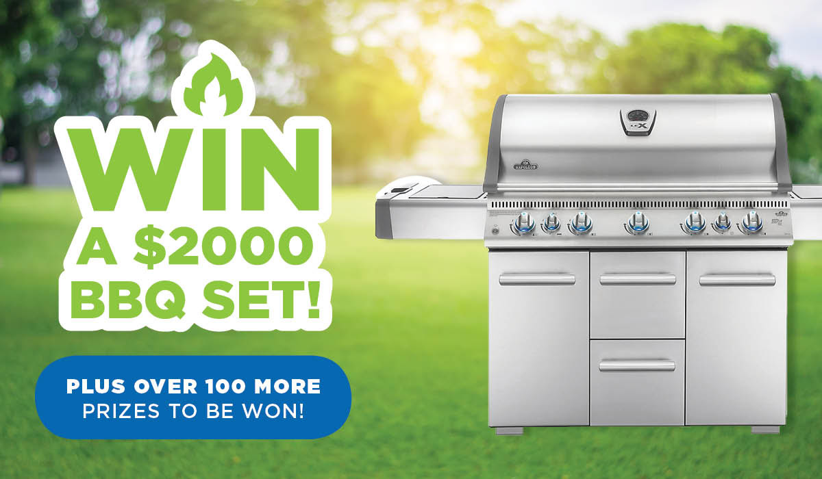 Snap Financial Win a BBQ!