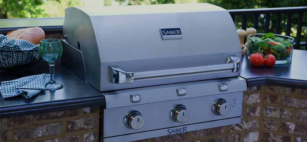 Saber Outdoor Kitchen