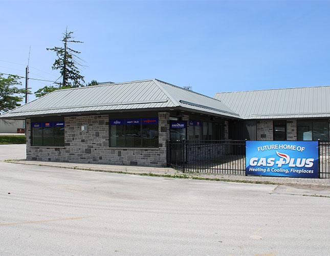 Gas Plus Storefront