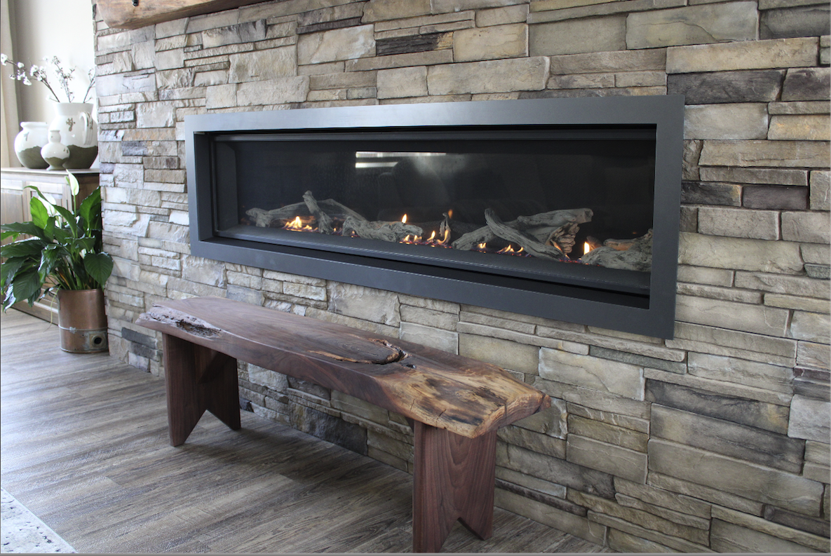 Enviro C721 Linear Gas Fireplace
