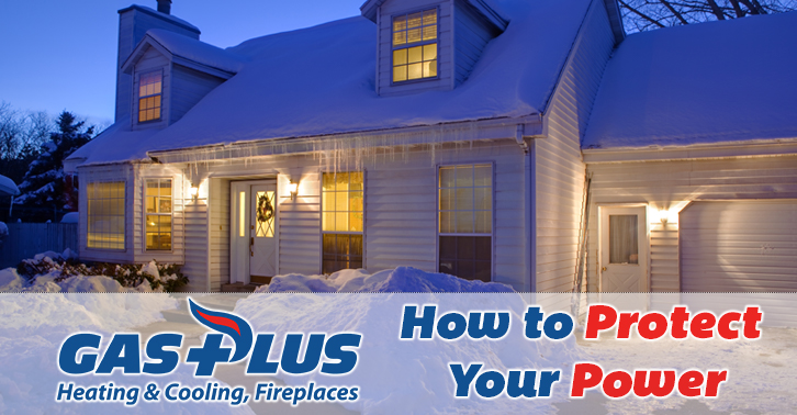 Gas Plus Blog Header - How To Protect Your Power